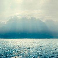Альпийское озеро :: Александр Фокин