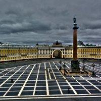 Санкт-Петербург Дворцовая площадь :: Наталья Крюкова
