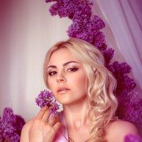 В сиреневой дымке :: Лилия Симонова