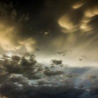 облака наступают 2 :: Геннадий Свистов