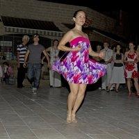 Танцы перед субботой в Яфо-Тель-Авив :: Владимир Сарычев