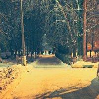 Зимний вечер :: Chera -