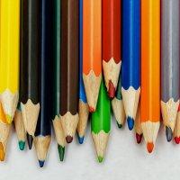 В коробке с карандашами. :: Александр Афромеев