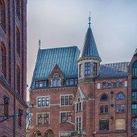 Гамбург. Старая гавань :: Владимир Горубин