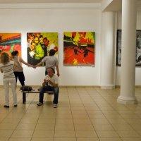 """ночь в музее (7). :: """"Наиль Батталов"""