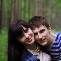 Яна и Денис :: Татьяна Киселева