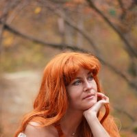 портрет женщины :: Aleksey N