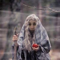 ведьма :: Света Кондрашова