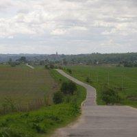 дорога в деревню :: александр