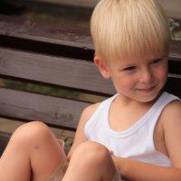 Солнечный мальчик :: Кристина Шульга