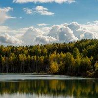 Озеро Апрелька, Кемеровская область :: Николай Николаенко