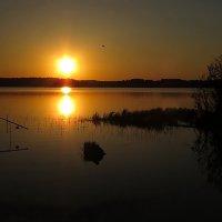 Уж тихий вечер близился к концу... :: Сергей В. Комаров