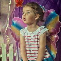 бабочка :: Инна Пантелеева