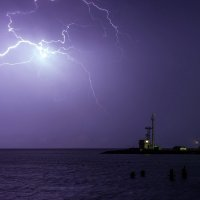 гром и молния :: Алексей Яковлев