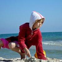 Песочные замки :: Алексей Ревук