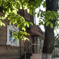 подъезд купеческого дома :: Андрей ЕВСЕЕВ