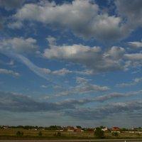 По дороге с облаками :: Инна Савинская