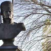 Памятник :: Маргарита Бабушкина