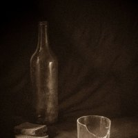 Сага о стакане... :: Владимир Голиков
