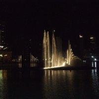 Поющие фонтаны (Дубай. ОАЭ) :: Anton Сараев