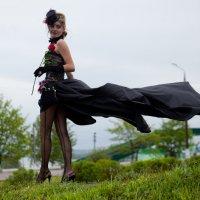 Невеста Чарли Чаплина :: Ирина Митрофанова студия Мона Лиза
