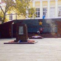 Памятник в Новоросийске! ) :: Алексей Старченко