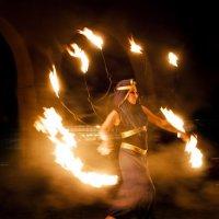 игра с огнем 2 :: Виталий Исаев