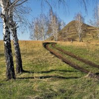 Дорога к холмам :: Любовь Потеряхина