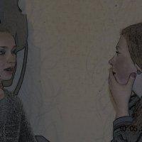 сплетня :: Ольга Ершова