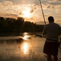 Рыбак :: Egor Vidinev