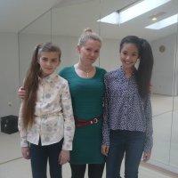 Детская студия моделей в С-Петербурге :: Ирина Абрамова