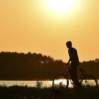 велосипедист :: Сергей