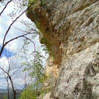 просто мои любимые даховские скалы :: Lilek Pogorelova