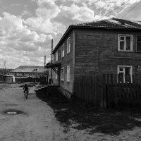 назад в прошлое :: Андрей Нестеренко