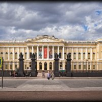 СПб. Русский музей. :: Евгений Никифоров