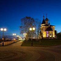 Северный вечер :: Павел Белоус