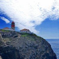 Фароль, район Альгарве. Юго-западная точка Португалии. :: Виталий Половинко