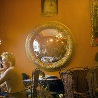 В Рижском кафе :: MVMarina