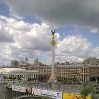 Майдан Незалежности в Киеве :: Светлана Волина