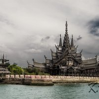 Храм Истины в Тайланде. :: Вадим Куликов