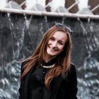 Портрет девушки :: Катерина Киселева