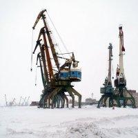 Дудинка :: Сергей Карцев