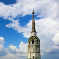Соборная колокольня г.Соликамск :: Вячеслав Исаков