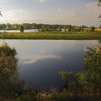 Пейзаж :: Kassen Kussulbaev