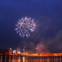 Салют 9 мая :: Елена Минина