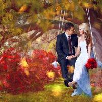 Свадебные качели :: Ирина Kачевская