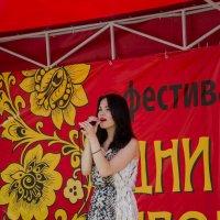 маленький концерт на Красной площади :: Елена Зинякова