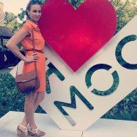 I love Moscow!!! :: Мария Богданова