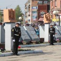 Спит солдат а служба идёт :: Роман Кондрашин