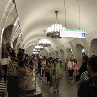 """В метро """"Пушкинская"""" :: Владимир  Зотов"""